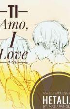 {UNDER EDITING}Ti Amo, I Love You by MrziaPangles
