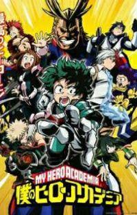 My Hero Academia Rp! cover