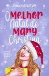 O Melhor Natal De Mary Cristtina   Pausado cover
