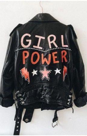 Girl Power | OC Book by RunedDreams