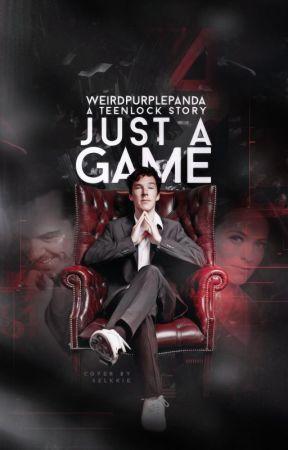 Just A Game [Teenlock] by weirdpurplepanda