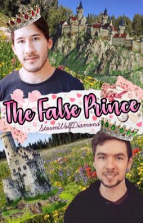 The False Prince ♔Septiplier by StormWolfDiamond