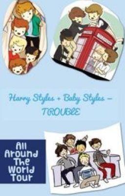 Đọc Truyện Harry Styles + Baby Styles = TROUBLE  (Spanking fanfic) - Truyen4U.Net