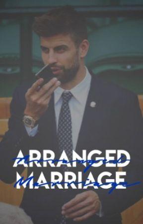 Arranged Marriage [Gerard Piqué] by edenhazardous