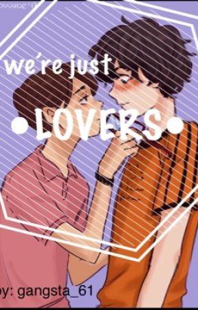 we're just LOVERS ||REDDIE|| by gangsta_61