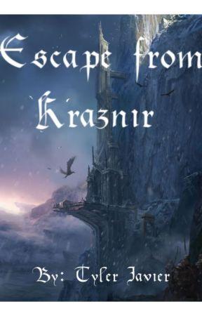 Escape from Kraznir by RiderOfLyrian