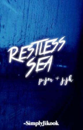 Restless Sea | p.jm + j.jk by -SimplyJikook