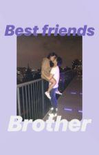 best friends brother by beibifairy