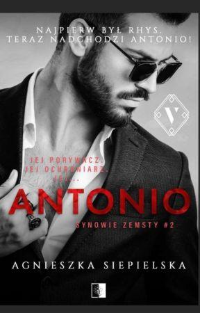 Antonio/ Synowie Zemsty #2 - Premiera 20.05.2020r by AgusiaS25