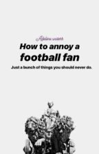 how to annoy a football fan by aussentrist