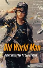 Old World Man by littlepixie4