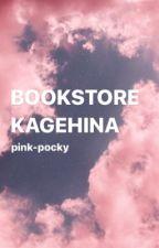 bookstore ー kagehina by pink-pocky