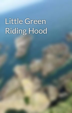Little Green Riding Hood by moustachey