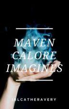 Maven Calore Imagines by irlcatheravery
