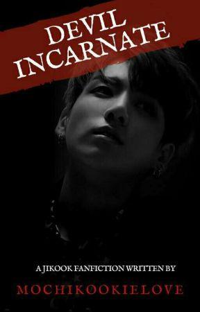 Devil Incarnate • Jikook by mochikookielove