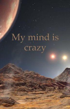 My mind is crazy by BarboraHajkova208