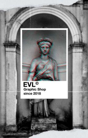 E V L | graphic shop by _EVLestrange