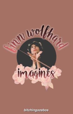 Finn Wolfhard Imagines by -bitchingazebos