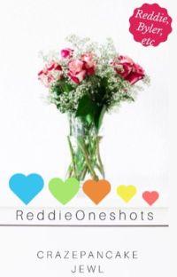 REDDIE ONESHOTS // CHARACTER cover