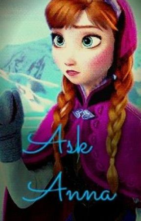 Ask Anna by r3dheadx