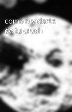 como olvidarte de tu crush by movieshina124