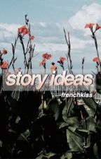 The Café: Story Ideas  by outerangel