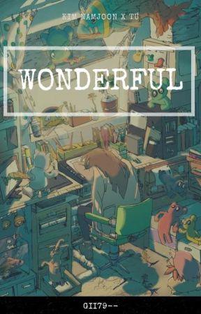 Wonderful × Kim Namjoon x Tú by Gii79--