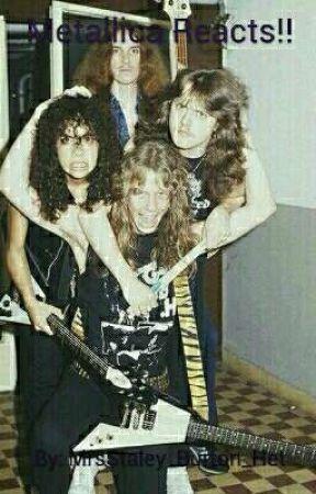 Metallica Reacts!!! by Z_Steele_319