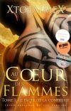 Au Cœur des Flammes T1 cover