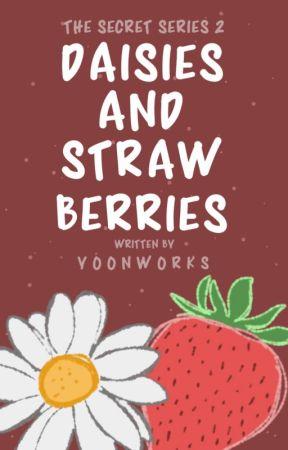 daisies and strawberries by Yoonworks