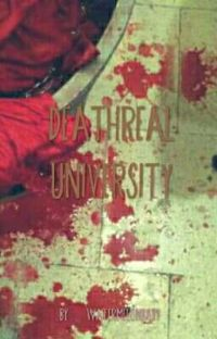 Deathreal University cover