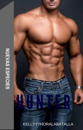 Hunter. Nuevas Especies #2 by kellyythoralabatalla