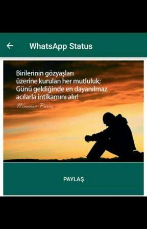 Sözüm Sana Bayim by melisassa123