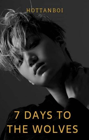 7 days to the wolves, kaisoo by httanboi