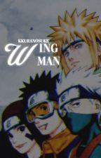 WINGMAN [ KAKASHI X READER X OBITO ] by kkuranosuke