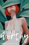 Muggle-worthy | GINNY WEASLEY cover
