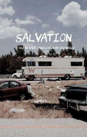 salvation → g. rhee by grimesco