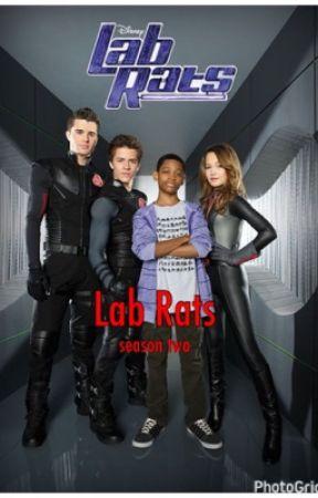 lab rats || season two by kellberg