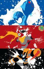 -Megaman Robot Masters X Reader- by vanillapockyxo