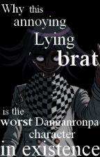 Why Kokichi Ouma Is The Worst Danganronpa Character In Existence by HajimemeHinatrash