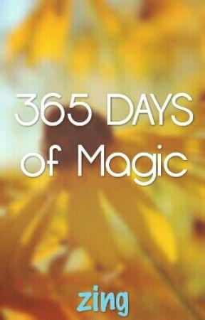 365 Days of Magic by leerosaline