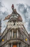 imagines [harry potter] cover