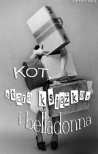 Kot, stara książka i belladonna [Sevmione] by countess_olenska