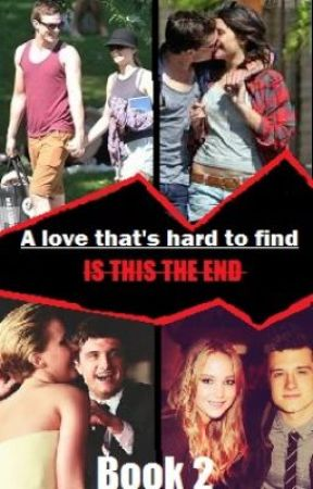 A Love that's hard to find: Is This the End  [Book 2] by iLove_Jennifer24