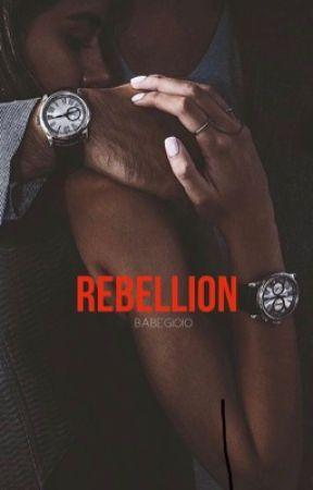 Rebellion by BabeG1010