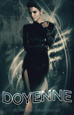 Doyenne ⧉ Marvel by eccentricboulevard