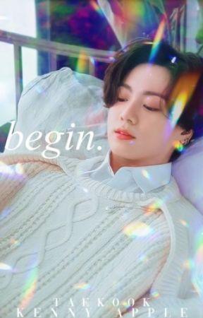 begin ❥ ҉ taekook  by berryongs