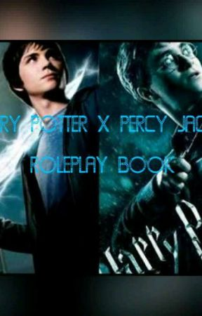 A Harry potterxPercy jackson//roleplay book// by IamLordHades