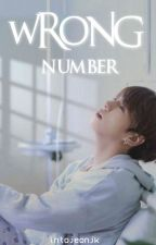 wrong number  ➳  vkook by intojeonjk