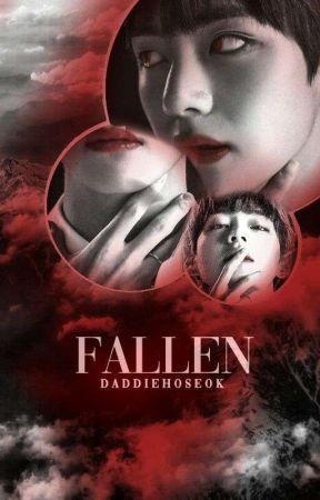 Fallen   K. Taehyung by daddiehoseok